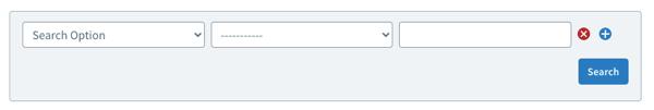 Search Option drop-down